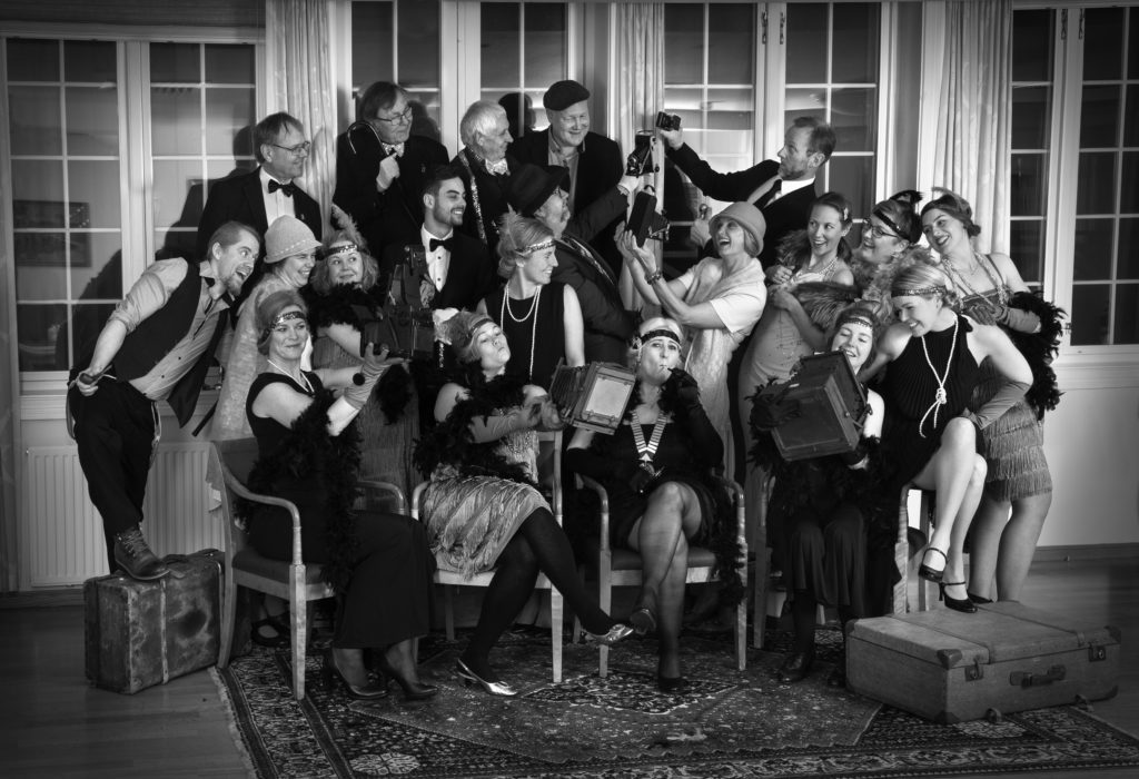 Medlemmene i Sørlandske fotograflaug